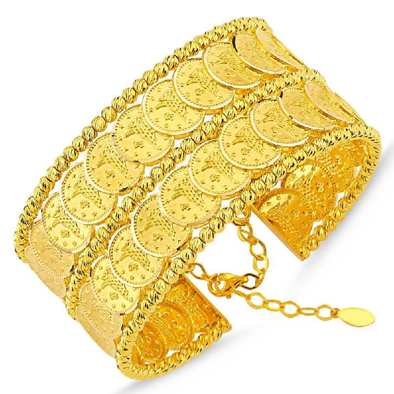 Altın Kelepçe Bilezik