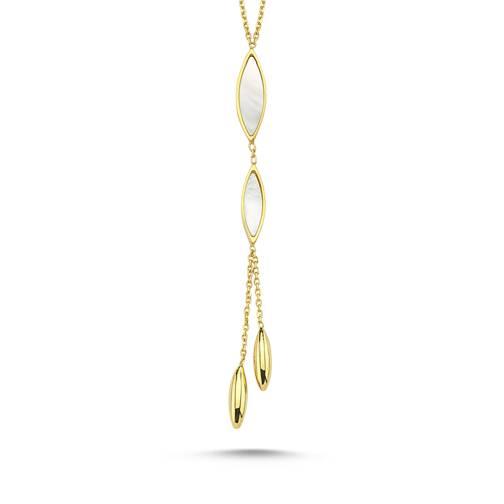 Altın Kolye-KL7055
