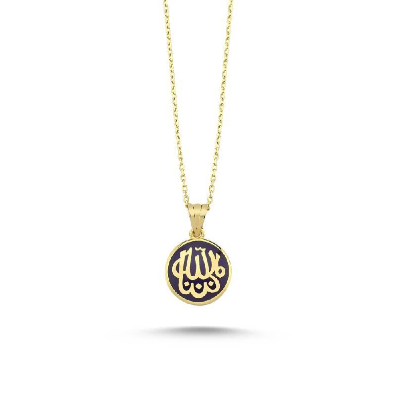 Altın Kolye-KL7129