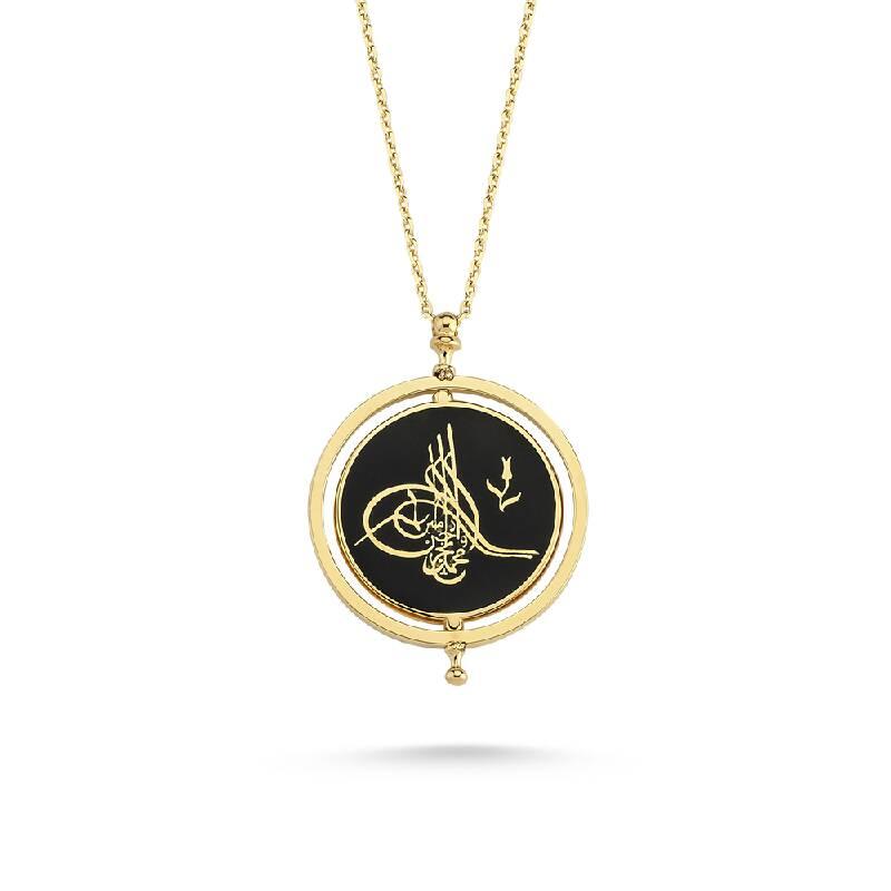 Altın Kolye-KL7715