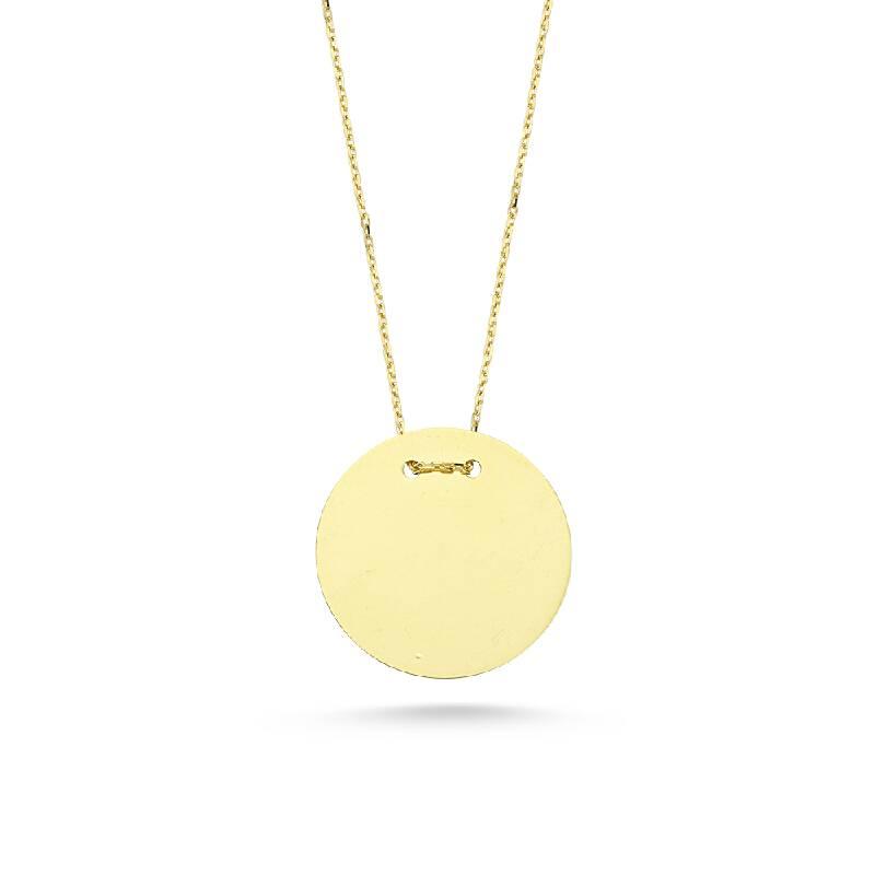 Altın Kolye-KL7922