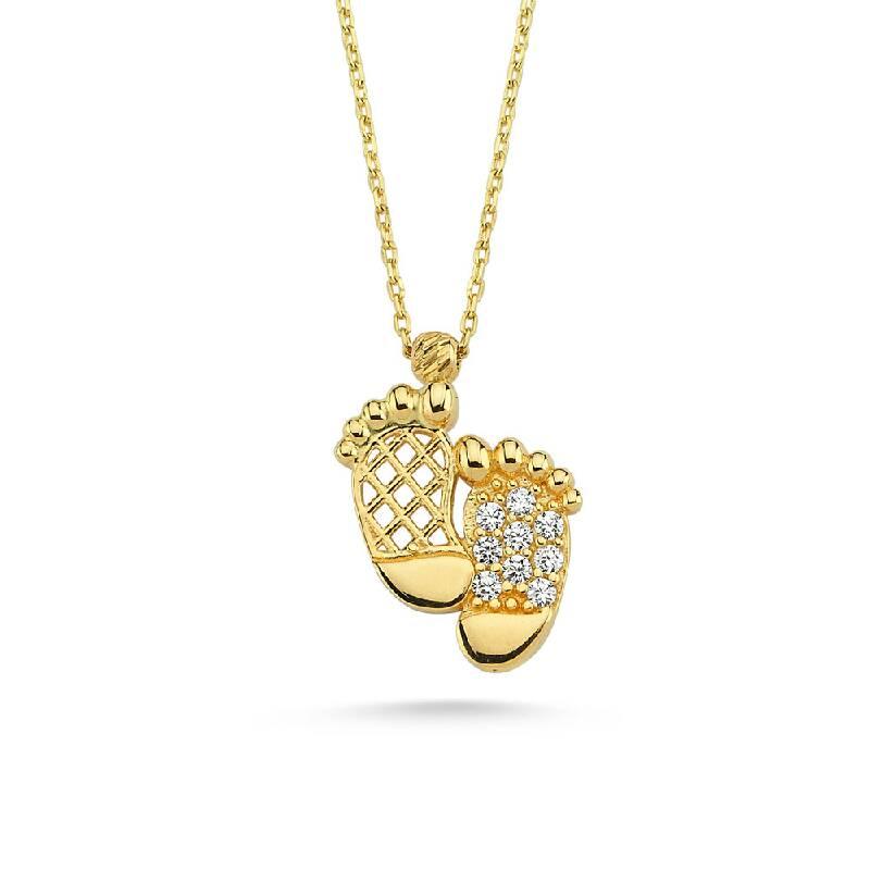 Altın Kolye - KL7999