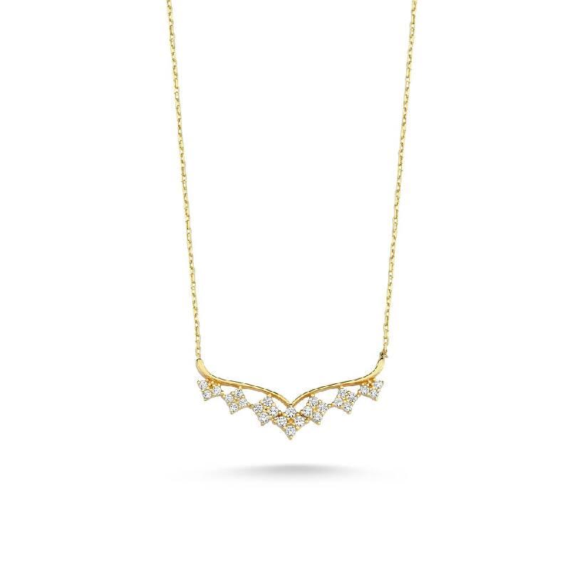 Altın Kolye-KL8160
