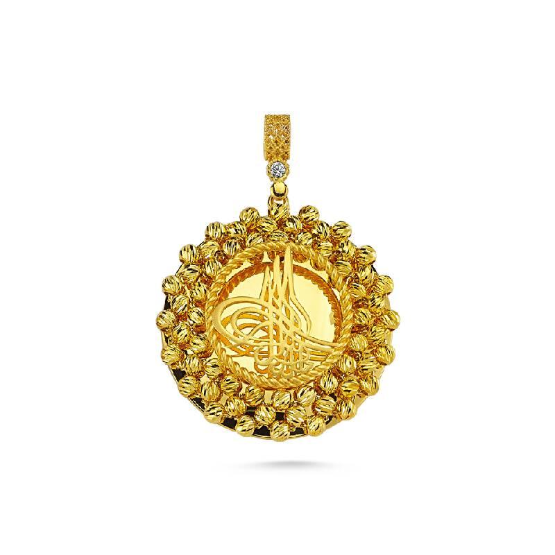 Altın Kolye Ucu-KL8347