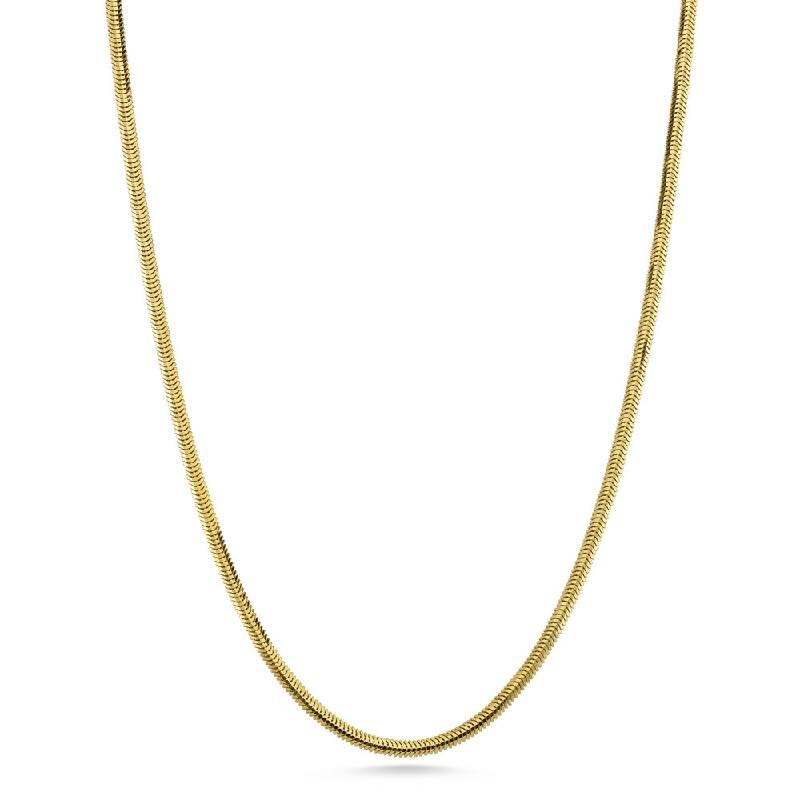 Altın Zincir Kolye-ZC1480